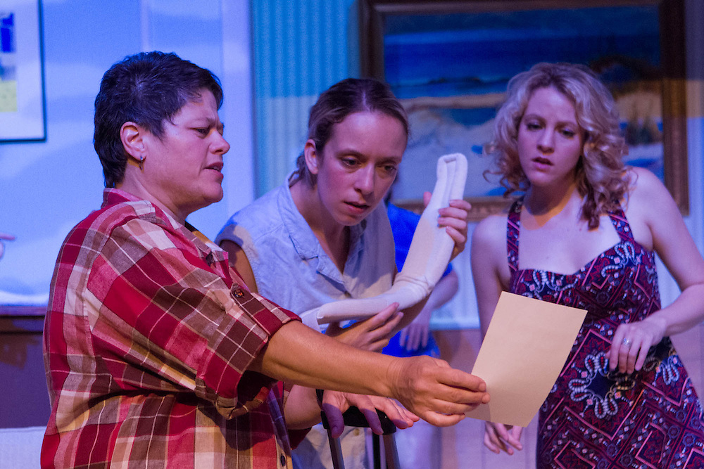 "Napa Valley Playhouse presents ""Dixie Swim Club,"" directed by Michael Ross"