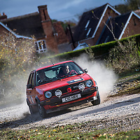 Car 99 Peter Engel / Colin Sutton