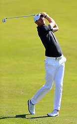 England's Chris Wood during day three of the 2017 BMW PGA Championship at Wentworth Golf Club, Surrey. PRESS ASSOCIATION Photo. Picture date: Saturday May 27, 2017. See PA story GOLF Wentworth. Photo credit should read: Nigel French/PA Wire. RESTRICTIONS: Editorial use only. No commercial use.