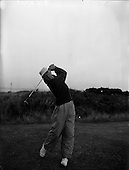 Golf in Ireland in the 1950s