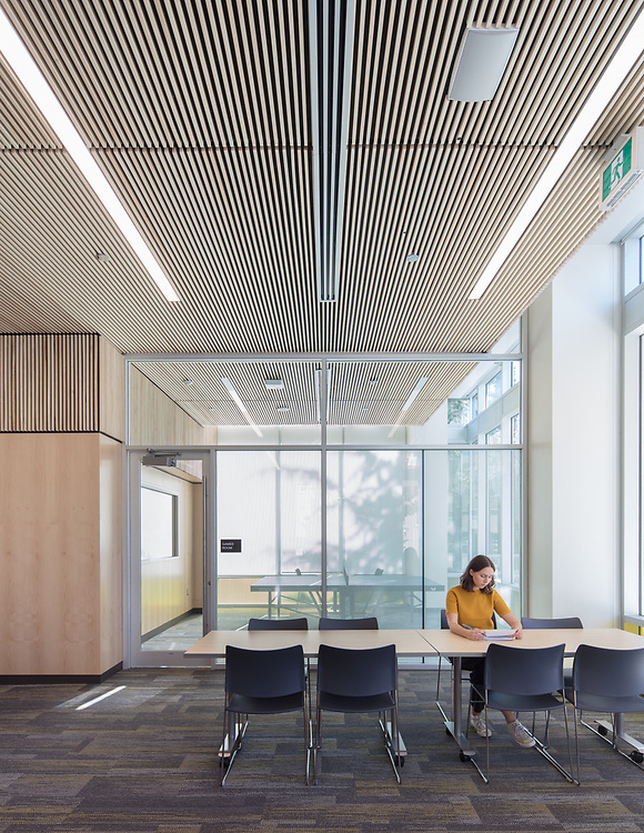 Brock Commons, Tallwood House, UBC, Vancouver | Acton Ostry Architects | 2017