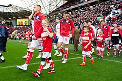 Mascot - Mandatory by-line: Dougie Allward/JMP - 10/11/2018 - FOOTBALL - Ashton Gate Stadium - Bristol, England - Bristol City v Preston North End - Sky Bet Championship