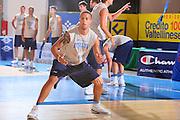 DESCRIZIONE : Bormio Raduno Collegiale Nazionale Maschile Preparazione Fisica <br /> GIOCATORE : Daniel Hackett <br /> SQUADRA : Nazionale Italia Uomini <br /> EVENTO : Raduno Collegiale Nazionale Maschile <br /> GARA : <br /> DATA : 24/07/2008 <br /> CATEGORIA : Allenamento <br /> SPORT : Pallacanestro <br /> AUTORE : Agenzia Ciamillo-Castoria/S.Silvestri <br /> Galleria : Fip Nazionali 2008 <br /> Fotonotizia : Bormio Raduno Collegiale Nazionale Maschile Preparazione Fisica <br /> Predefinita :