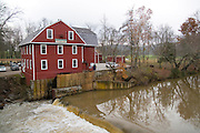 Arkansas AR USA, War Eagle water mill in the Ozark mountains (Northeast Arkansas).
