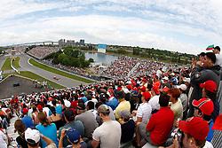 FORMEL 1: GP von Kanada, Montreal, 12.06.2010<br /> Rennstrecke, Uebersicht, Illustration<br /> © pixathlon