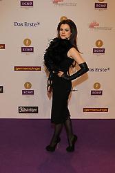"""Schmidt (Elisa Schmidt), German """"Echo"""" music award in Messegelaende, Berlin, Germany, 21, March 2013. Photo by Elliott Franks / i-Images..."""