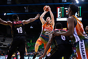 Jack Cooley of Banco di Sardegna Sassari   <br /> Umana Reyer Venezia - Banco di Sardegna Sassari<br /> Postemobile Final Eight 2019 Zurich Connect<br /> Basket Serie A LBA 2018/2019<br /> FIRENZE, ITALY - 15 February 2019<br /> Foto Mattia Ozbot / Ciamillo-Castoria