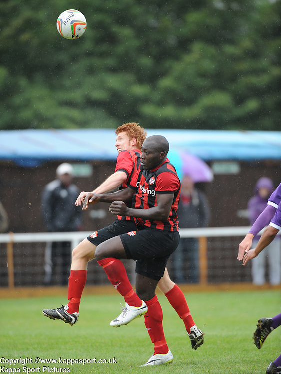 Kettering Town v Daventry Town Southern League Division One Central, 25th August 2014