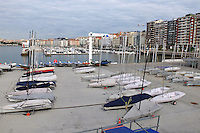 Seafront, marina, harbour, Santander, Spain, May, 2015, 201505080870<br />