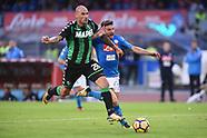 SSC Napoli v US Sassuolo - 30 October 2017