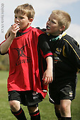 Wasps CoachClass at Drifters TFC. 14-4-2008. Action images