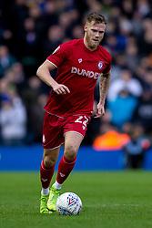 Tomas Kalas of Bristol City - Mandatory by-line: Daniel Chesterton/JMP - 15/02/2020 - FOOTBALL - Elland Road - Leeds, England - Leeds United v Bristol City - Sky Bet Championship