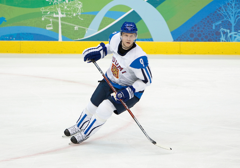 Finland Hockey, 2010 Vancouver Winter Olympics