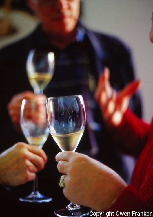 Krug Champagne-tasting