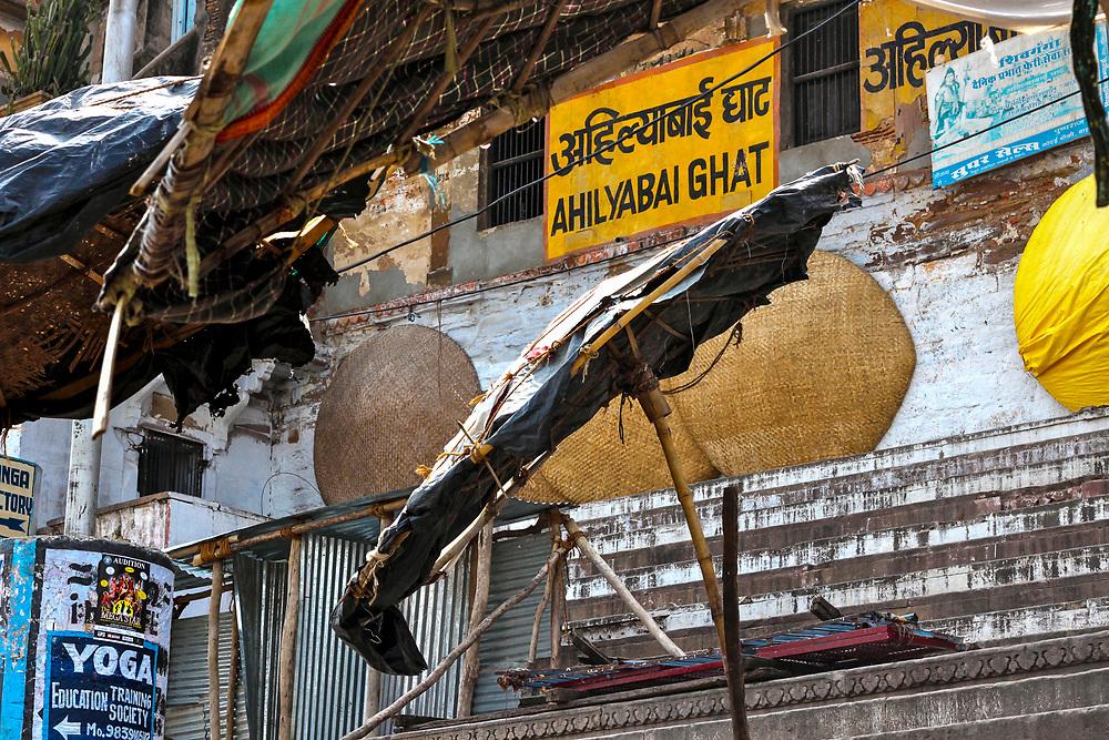 street scenes of Varanasi, Northern India