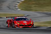 September 29, 2016: IMSA Petit Le Mans, #62 James Callado, Giancarlo Fisichella, Toni Vilander,Risi Competizione, Ferrari 488 GTE GTLM