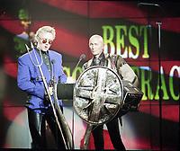 The BRIT Awards 1993 <br /> Tuesday 16 Feb 1993.<br /> Alexandra Palace, London, England<br /> Photo: John Marshall - JM Enternational