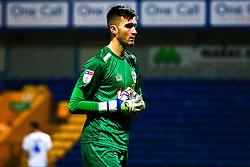 Mathew Hudson of Bury - Mandatory by-line: Ryan Crockett/JMP - 04/12/2018 - FOOTBALL - One Call Stadium - Mansfield, England - Mansfield Town v Bury - Checkatrade Trophy