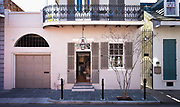 810 Ursulines Street in the French Quarter of New Orleans for Studio WTA Architects