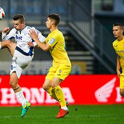 20181107: SLO, Football - Prva liga Telekom Slovenije 2018/19, NK Domzale vs ND Gorica
