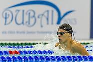 Dubai2013 WJSC - Day 5 Heats
