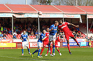 Crawley Town v Oldham Athletic 06/04/2015