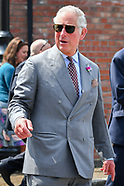 Prince of Wales in Poundbury - 25 May 2018