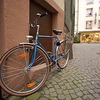 Bicycle on a side alley in Bernkastel-Kues