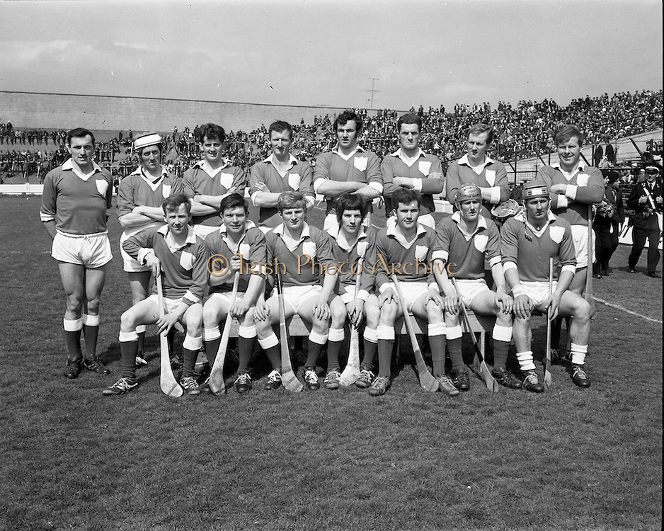 03/05/1970<br /> 05/03/1970<br /> 3 May 1970<br /> National Hurling League Final: Limerick v Cork at Croke Park, Dublin. <br /> The Limerick team.