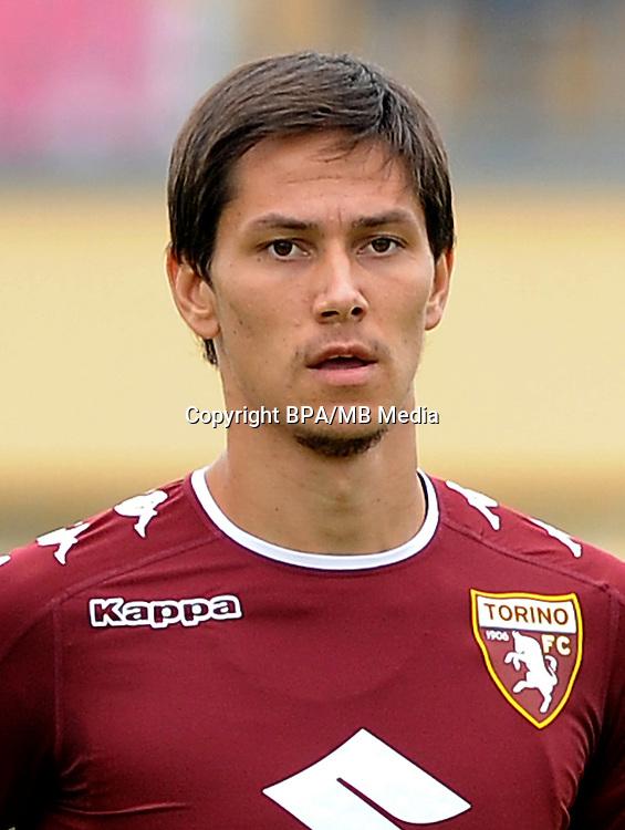 Italian League Serie A -2016-2017 / <br /> ( Torino FC ) - <br /> Sasa Lukic