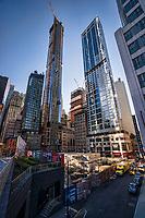 Financial District Skyscrapers