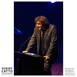 Oliver Driver at the APRA Silver Scroll Awards 2004 at the Wellington Town Hall, Wellington, New Zealand.<br />