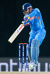 © Licensed to London News Pictures. 30/09/2012. Indian Virender Sehwag batting during the T20 Cricket World super 8's match between India Vs Pakistan at the R Premadasa International Cricket Stadium, Colombo. Photo credit : Asanka Brendon Ratnayake/LNP