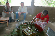 LAKE LANGANO, RIFT VALLEY, SHEWA/ETHIOPIA..Coffee ceremony at Bishangari Lodge..(Photo by Heimo Aga)