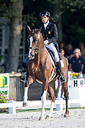 Marta Galan Dalmau - Arundensis<br /> FEI European Dressage Championships for Young Riders and Juniors 2013<br /> © DigiShots