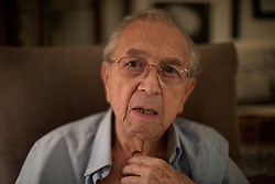 The 91-year old Photographer Phillip Taylor now suffers from debilitating nerve pain.
