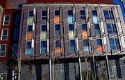 Athena Hall new student accommodation, Wet Dock, Ipswich, Suffolk, England