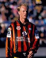 13.05.1990, Lahti, Finland..Petri Kurki - Reipas.©Juha Tamminen