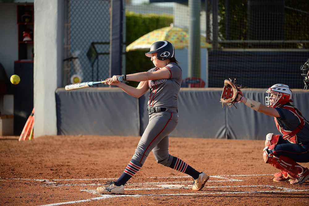 2016 Robert Morris Softball @ Florida Atlantic