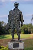 Valkenswaard  - Manneke beeld ,  Eindhovensche Golf Club.   COPYRIGHT KOEN SUYK