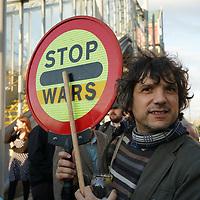 Stop the arms fair - Candle-lit vigil