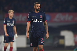 December 29, 2018 - Naples, Naples, Italy - Danilo of Bologna FC during the Serie A TIM match between SSC Napoli and Bologna FC at Stadio San Paolo Naples Italy on 29 December 2018. (Credit Image: © Franco Romano/NurPhoto via ZUMA Press)