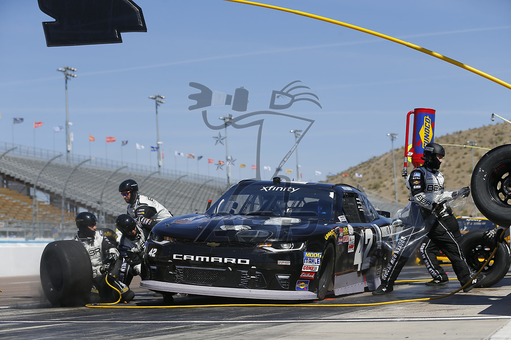 March 18, 2017 - Avondale, Arizona, USA: The Monster Energy NASCAR Cup Series teams take to the track to practice for the Camping World 500(k) at Phoenix Raceway in Avondale, Arizona.