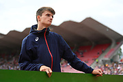 Ethan Cormont (FRA) competes in Pole Vault Men during the IAAF World U20 Championships 2018 at Tampere in Finland, Day 2, on July 11, 2018 - Photo Julien Crosnier / KMSP / ProSportsImages / DPPI