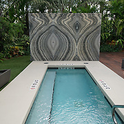 Man Cave in the pool area.<br /> Secluded as the pool closes at 7PM.