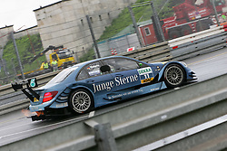 01.07..2011, Norisring, Nürnberg, GER, DTM 2011  5. Rennen, Freies Training im Bild: Christian Vietoris (GER #11 Junge Sterne AMG Mercedes).   // during the dtm race Nuernberg race 05, on 01/07/2011  EXPA Pictures © 2011, PhotoCredit: EXPA/ nph/   Theisen       ****** out of GER / CRO  / BEL ******