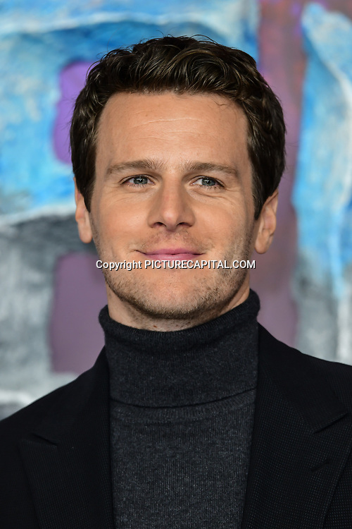 Jonathan Groff attend European Premiere of Frozen 2 on 17 November 2019, BFI Southbank, London, UK.