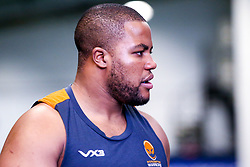 Farai Mudariki of Worcester Warriors during preseason training ahead of the 2019/20 Gallagher Premiership Rugby season - Mandatory by-line: Robbie Stephenson/JMP - 06/08/2019 - RUGBY - Sixways Stadium - Worcester, England - Worcester Warriors Preseason Training 2019