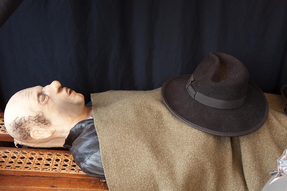 US Civil War Period Funeral Display