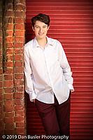 Mason Matthew Senior Portrait 10-21-19